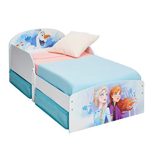 Worlds Apart Enfants avec Espace de Rangement sous Le lit, Multicolore, Unique