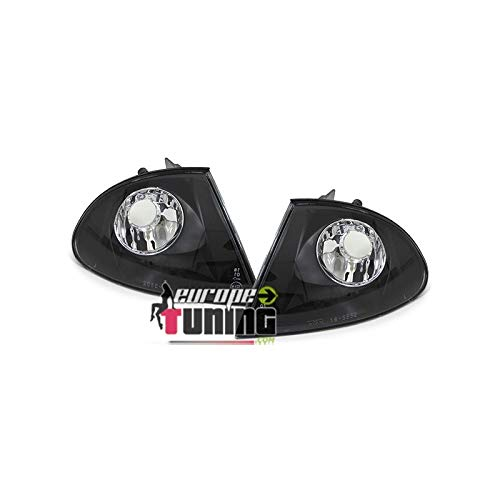 europetuning - 10062-2 CLIGNOTANTS NOIRS SERIE 3 E46 BERLINE TOURING 1998-2001 PHASES 1