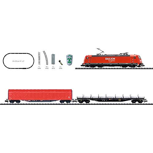 MiniTrix T11145 N Digital-Start-Set Güterzug der DB AG