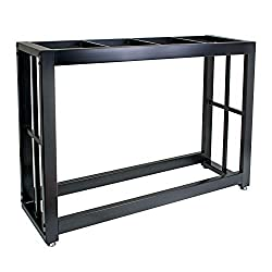 Imagitarium Brooklyn Metal Tank Stand - Best Fish Tank and Aquarium Stands
