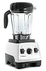 Image of a Vitamix blender, one of the best kitchen must-haves for sustainable cooking