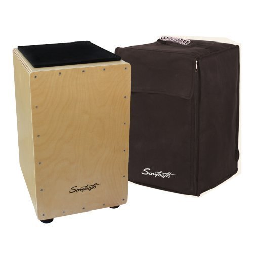 Sawtooth ST-CJ120B Cajon Birch Wood with Padded Seat Cushion and Carry Bag review