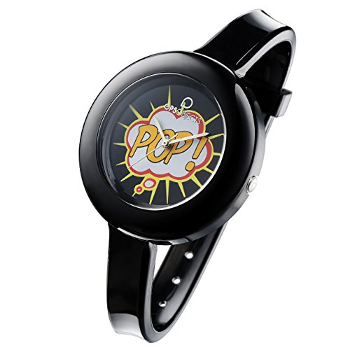 OPS Reloj Ops!Pop Mujer Negro - OPSPW-273