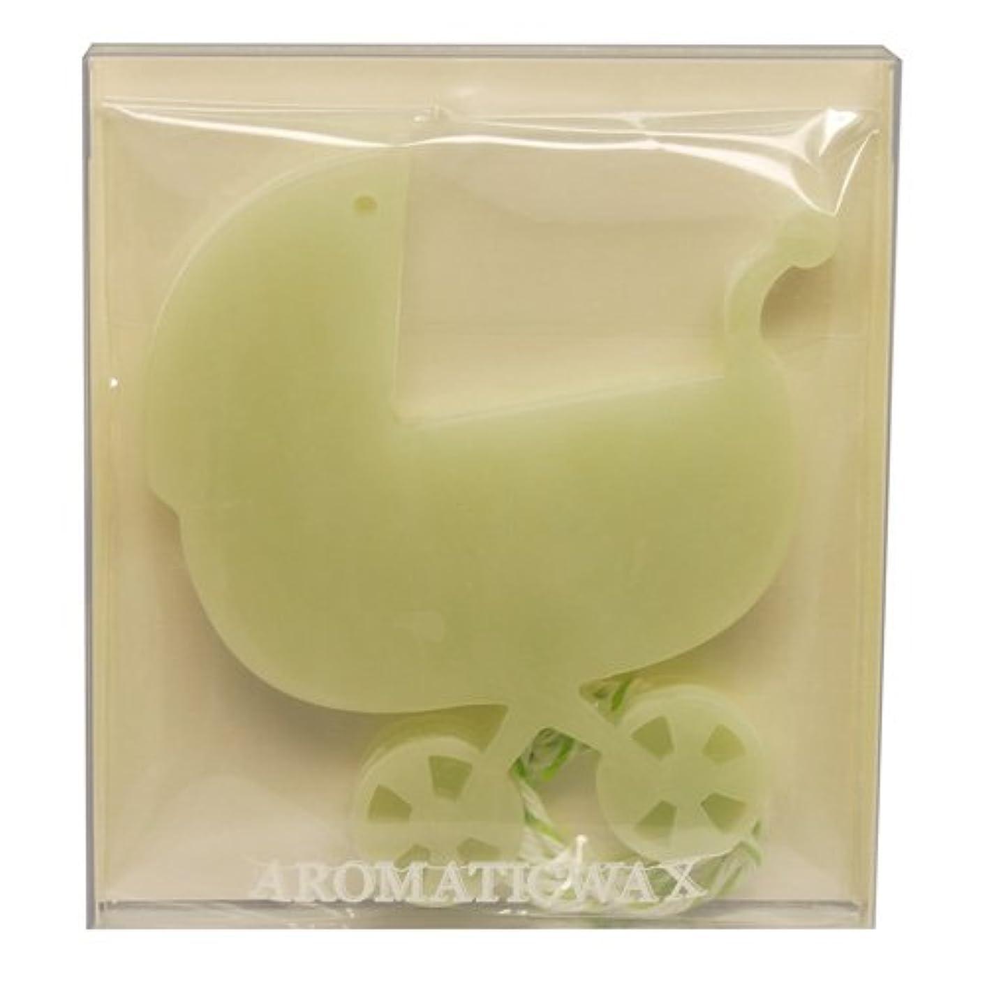 最初は宿題をする歯痛GRASSE TOKYO AROMATICWAXチャーム「乳母車」(GR) レモングラス アロマティックワックス グラーストウキョウ