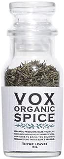 VOXSPICE オーガニック タイム 9g