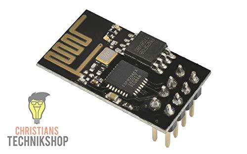 ESP8266 Émetteur-récepteur WiFi 802.11 b/g/n TE139 Arduino pour réseau sans Fil ESP-01