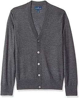 Amazon Brand - BUTTONED DOWN Men's Italian Merino Wool...