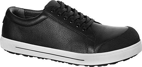 Birkenstock BB572-40 QS 500 Zapato de seguridad con cordones, SRC, talla 40, color negro