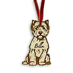 ✅ [PERSONALIZED JUST FOR YOU] Each Doggos Ornament is CUSTOM ENGRAVED with the name of your choosing! ✅ [PERSONALIZATION EXAMPLES] Charlie 2019, Bella, Mr. Goodboy, and Personalized Pet Memorial Requests. The personalization possibilities are limitle...