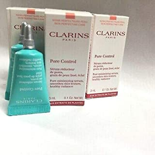 10 Clarins Pore Control Minimizing Serum Deluxe Travel Size 3ml each