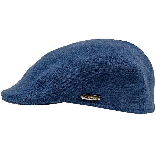 in lino cappello stile marinaio Sterkowski estivo