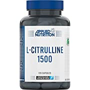 Applied Nutrition L-Citrulline 1500 - 1500mg L Citrulline Per Serving, Muscle Recovery Supplement, Increases Levels of L-Arginine and Nitric Oxide, for Muscle Pump - 120 Capsules