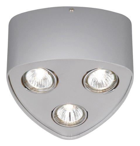 Paul Neuhaus 6660-55 plafondlamp, 3 x GU10 / 50 W