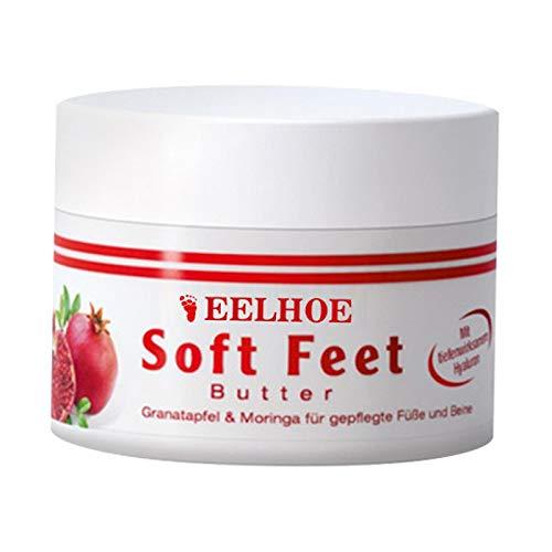 #N/A Reparaturbehandlung Creme mit für Hand Fuß Anti Crack Trockenheit Rissige Ferse Peeling Körperreparatur - wie Bild, 50g