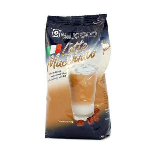 Milkfood Latte Macchiato Pulver 4,8kg (12x400gr)