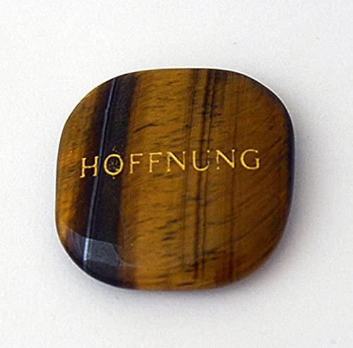 """Handvleier """"Hoffnung"""" tijgeroog"""