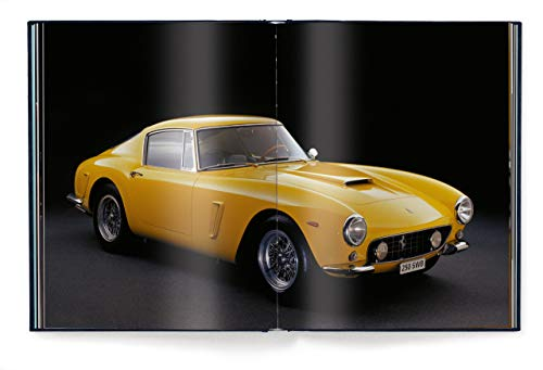 The Ferrari Book: Passion for Design