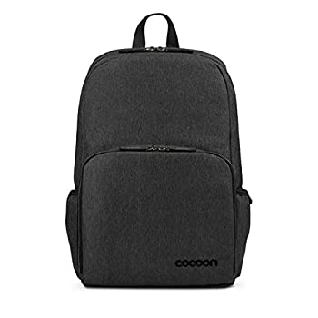 Cocoon MCP3403BK Recess 15  Backpack with Built-in Grid-IT! Accessory Organizer  Black