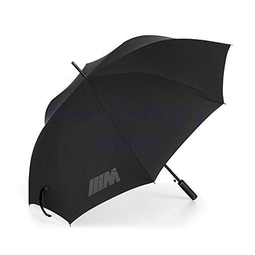 BMW Regenschirm M – Schwarz – Durchmesser: 119 cm