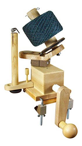 Heavy Duty Ball Winder by Nancy's Knit-Knacks