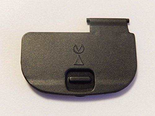 vhbw Ersatz Akkudeckel für Kamera Nikon D600, D610, D7000, D7100, D7200 - Akkufach Deckel, Akkuabdeckung, Cover, Batteriefachdeckel, Kamera Zubehör