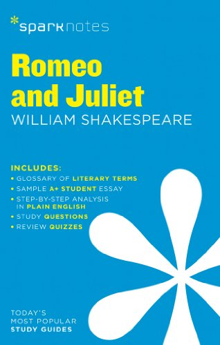 Romeo and Juliet SparkNotes Literature Guide (Volume 56) (SparkNotes Literature Guide Series)