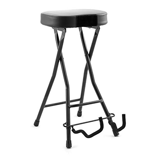 Tiger Guitar Stool and Stand - NEW MODEL 2018