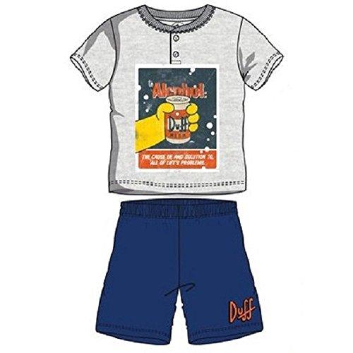 Pijama Corto Duff The Simpsons