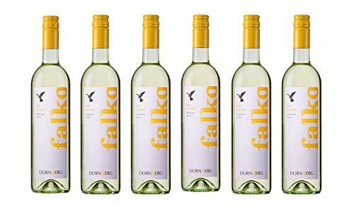 Dürnberg - Falko, Muskatellercuvée 2019 - Qualitäts Weißwein aus Österreich, trocken (6 x 0,75l)