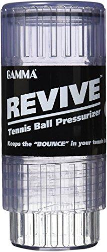 Gamma Ballbehälter Revive Tennis Ball Pressurizer, transparent, AGTBS