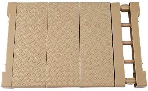 FTVOGUE Scomparto Regolabile Ripiano separatore Scomparto per Cucina Armadio Frigorifero Compartimento Scaffali libreria Raccolta(S)