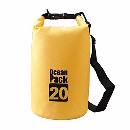 Vepson Waterproof PVC Dry Bag Sack, 20 L