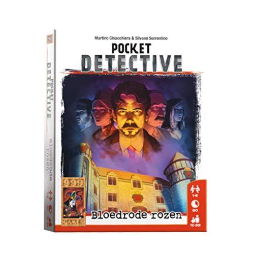 Pocket Detective: Bloedrode rozen Breinbreker