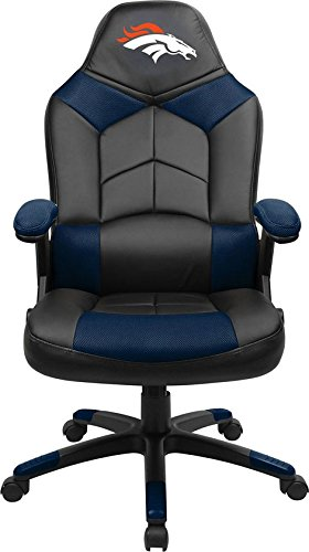 Imperial Officially Licensed NFL Furniture; Oversized Gaming Chairs, Denver Broncos