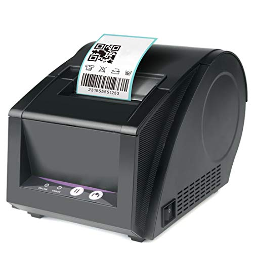 Imprimante Thermique 80Mm Imprimante Thermique Réception, Pos Imprimante Avec Système Automatique Cutter Commande ESC / POS Support Windows Mac, Appliquer L'étiquetage, La Livraison,La Vente Au Détail