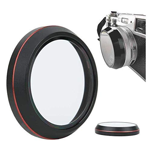 Yuyanshop Filtro de lente UV de vidrio óptico para Fujifilm X100V X100F X100T X100S X100