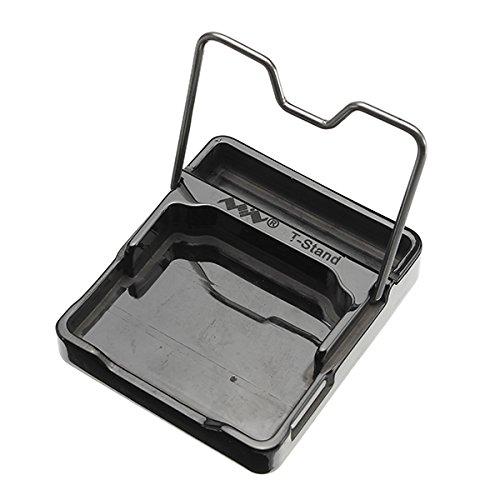 MASUNN Mini T-Stand Zirconia Ceramics Mini Support De Fer À Souder pour Ts100 - Noir