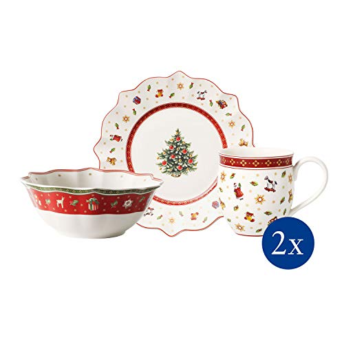 Villeroy & Boch Toy's Delight Rotes