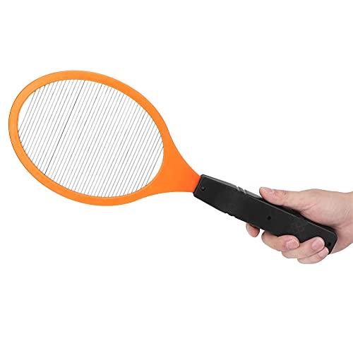 Unbekannt Elektrisk skalbagge spade racket flugfälla trådlös batteriprestanda myggor insekter mördare säkerhetsnät för inomhus/utomhus camping