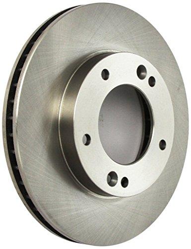 Centric Parts 121.50008 C-Tek Standard Brake Rotor