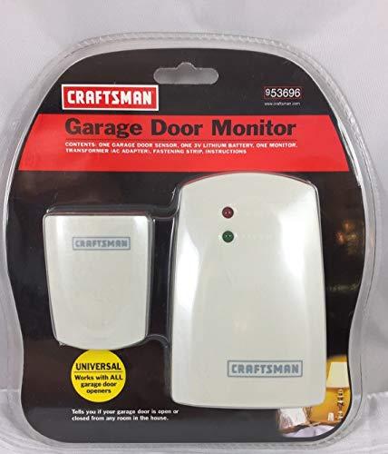 garage door position indicator - 8