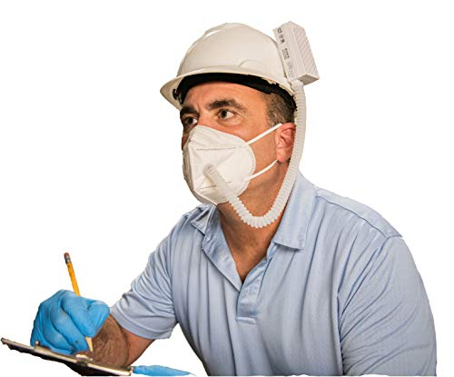BROAD AirPro Mask Powered Air Purifying Respirator
