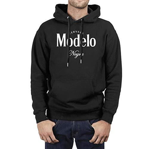 Unicorns Farting Modelo-Negra- Mens Hoodie Black Long Sleeve Pullover Sweatshirt