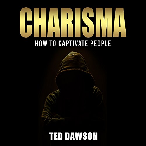 Charisma Audiobook By Ted Dawson cover art