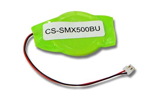 Batterie Li-ION Bios 50mAh (3.0V) vhbw pour Ordinateur Notebook Samsung XE500C21, XE500C21-H02US, XE500T, XE500T1C-A01UK, XE500T1C-A02US comme XE500.