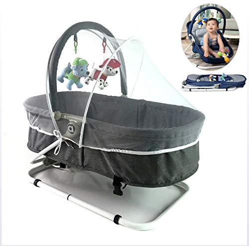 JTYX Baby schommelstoel mug net opvouwbare aanpassing multifunctionele ligstoel pasgeboren comfort stoelen