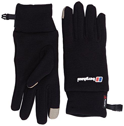 Berghaus Uni Handschuh Touch Screen AU, black/black, XXL, 4-20786