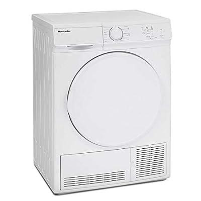 Montpellier MCD7W Condenser Tumble Dryer 7KG Reverse Action