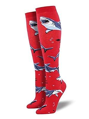 Socksmith Womens Shark Chums