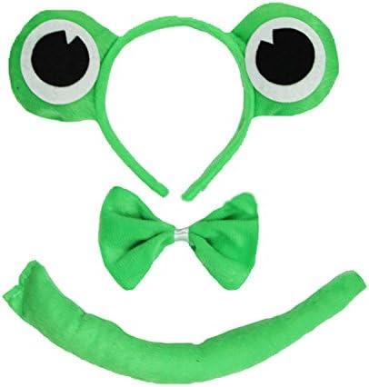 Child frog costume _image2
